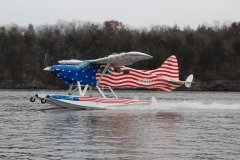 Boss Beaver on Wipline 6100 Floats
