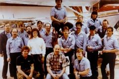 Wipaire Hangar Crew 1990