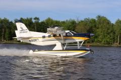 Kodiak on Wipline 7000 Floats