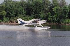 Maule M-7-260 on Wipline Floats