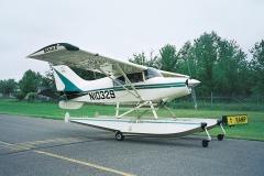 Maule MX7-180 on Wipline 2350 Floats