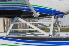 Cessna 182 paint by Wipaire.