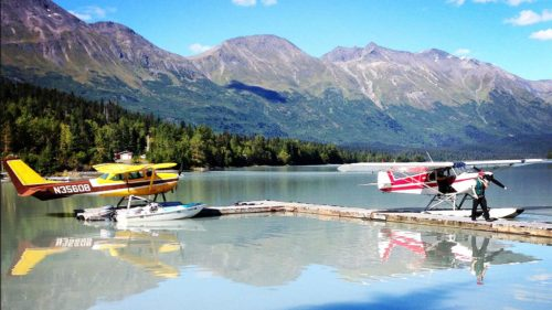 "Earning a Seaplane Rating in ""Floatplane Heaven"""