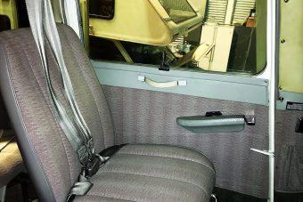 Left Seat