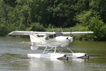 Maule MX-7-235 on Wipline 3000 Floats