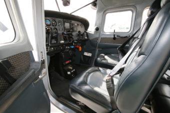 N742JM seating