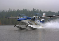 Viking Series 400 Twin Otter on Wipline 13000 Amphibious Floats