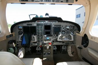SOLD -1997 Piper Seneca V