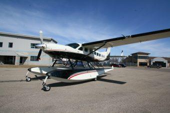 SOLD – 2007 Amphibious Cessna Caravan