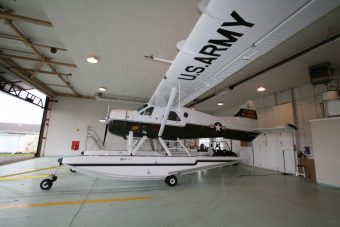 SOLD – Amphibious Dehavilland DHC 2 MK I