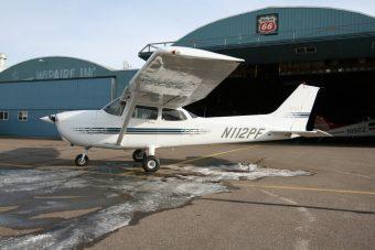 SOLD – 1998 Cessna 172R Skyhawk