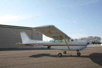 SOLD -1980 Cessna 172RG Cutlass