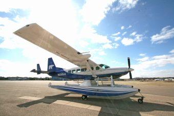 2013 Amphibious Cessna Caravan