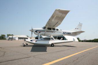 2000 Amphibious Cessna T206H