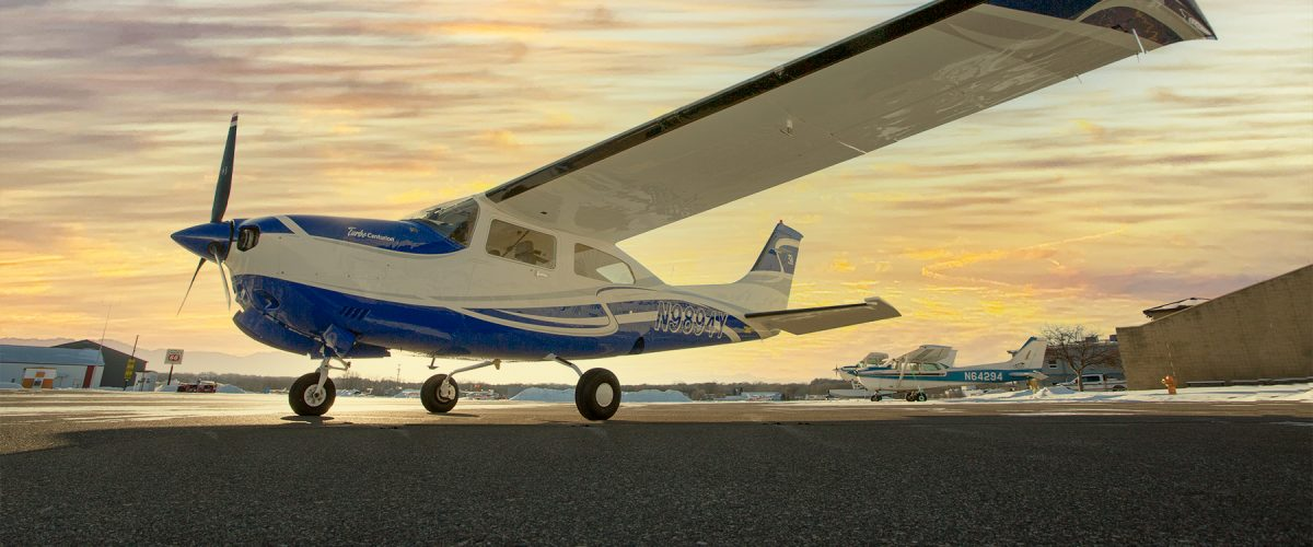 Cessna Centurion T210 Paint by Wipaire - 16-9 v3
